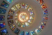 Glass, Fused & Slumped Glass, & Stained Glass / by Pam Garrett