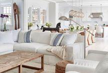 beach interiors design living spaces