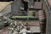 Bolt action miniatures game
