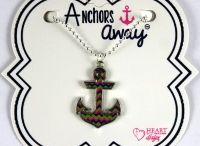Anchors Away Collection / http://www.heartonyoursleevedesign.com/anchors-away-c-186.html