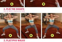 Sports! Workout...... / Nice ideas for a daily workout