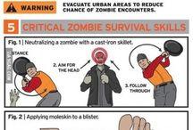 Zombie world artifacts