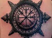 Vegvisir tattoos