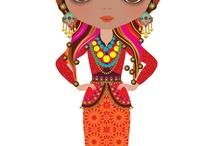 Dança Folclórica - Marrocos
