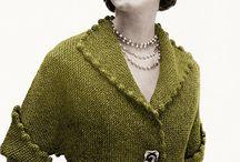 Vintage patterns/clothes