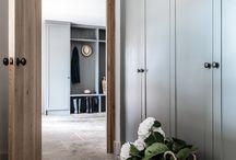 Coat cupboards