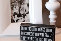 Wise Wonderful Words / Quotes that inspire or just make you smile.