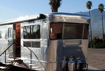 campers / living outside with all the style and comforts of home / by Erica Birnbaum