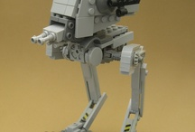 Lego STAR WARS AT-ST