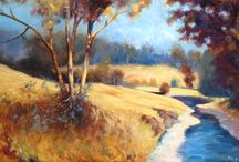 Pam's Traditional Paintings / Oil & Acrylic Paintings