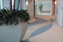 Floor / Idee pavimenti