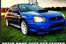 Subaru all the way