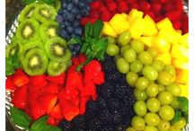 Fruit & veggie tray