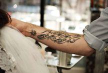 tats and piercings ❤️ / tattoos piercings  / by Jenna Heredia