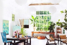 Art Studios and Work Spaces / by April Armistead