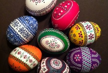 craft - easter eggs