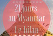 Birmanie Voyage
