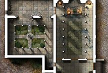Dungeons and Maps