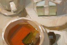 Impressionist painting / Impressionist painting