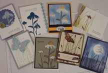 Inspired by nature stamp set / by Linda Lafreniere