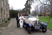 Vintage Bridal Cars - Preferred Partner Car Hire / Vintage Bridal Cars are on our preferred partners list for car hire - http://www.vintagebridalcars.co.uk/