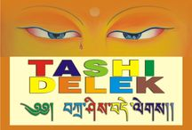 """Losar Tashi Delek! / The word Losar is derived from 2 words, """"Lo"""" meaning """"year"""" & """"sar"""" meaning """"new."""" For centuries, Losar has been a time of celebration, a time for families to come together & be thankful for blessings, for religious faith to be honored & a time when everyone greets each other w/ """"Losar Tashi Delek!,"""" or Best wishes for an auspicious New Year!"""" In an expression of grief, Tibetans everywhere are foregoing festivities today to salute those who have given their lives for freedom this past year. / by Danie Becknell"""