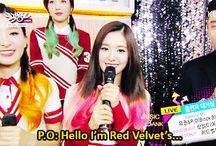 Red velvet's