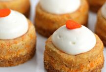 Carrot Cakes