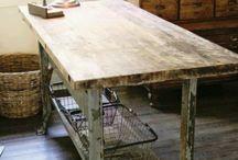 Industrial / Cool industrial furniture
