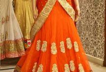 Half Saree - Party Wear