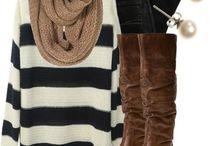 Fall Fashion / by Modern Mrs Darcy (Anne Bogel)