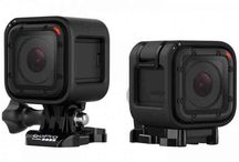 GoPro HERO4 Session / The pocket size GoPro Hero4 Session is likely to be a piece of cool bling http://camera-reviews.camerasdirect.com.au/gopro-announces-gopro-hero4-session/