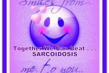 Sarcoidosis Tidbits / Items regarding the disease Sarcoidosis. / by Brenda Harris