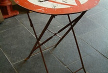road sign tables
