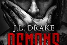 Book Review of Demon by J.L. Drake