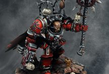 W40K : Chaos Space Marines / Warhammer 40k