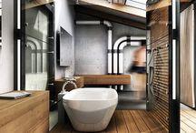 Interior // Bathroom / Interior // Bathroom