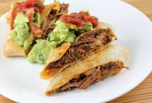 Mexican Recipes / by Tiffany Creighton