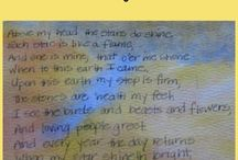 Class 2 verses and songs