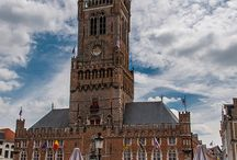 Bruges / Long weekend places to go / by Helen Scammell