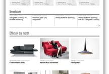 Case Stilwerk / Relaunch Stilwerk —a hotspot for international design. http://www.stilwerk.de/. Realized by http://phorax.com/
