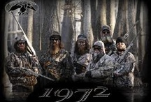 Duck dynasty!! <3 / by MayMay Doodle