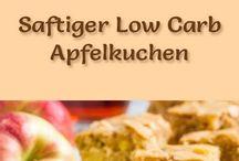 Low Carb Apfelkuchen...schnell und saftig