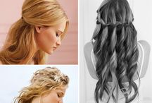 hair.  / by Ana