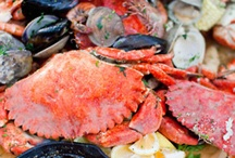 clam bake / by Cathy
