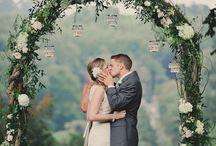 wedding arch / wedding arch