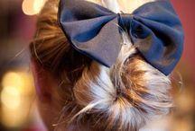 hair & makeup <3 / by Olivia Hood