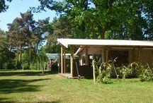 Mocadazu Luxury Bamboo Glamping tents