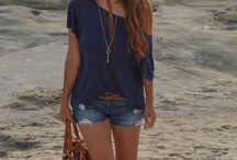 Beach side style