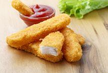 Delicious Fish Fingers